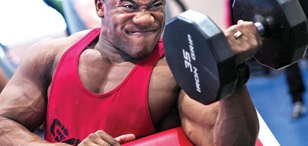أفضل طريقة لتضخيم عضلات الذراعين