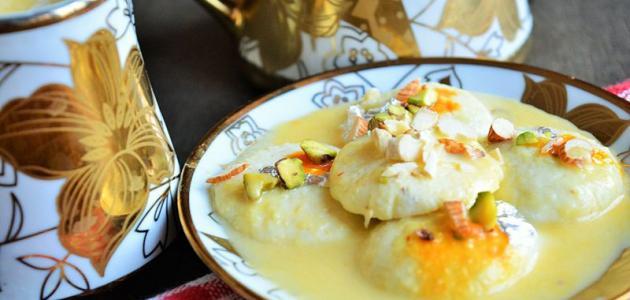 حلويات هندية تقليدية