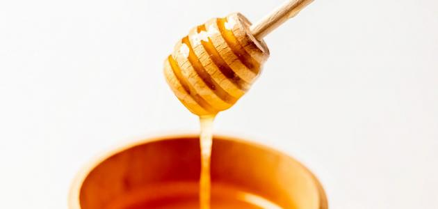 تحضير العسل
