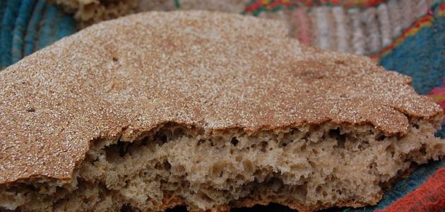 تحضير خبز الشعير