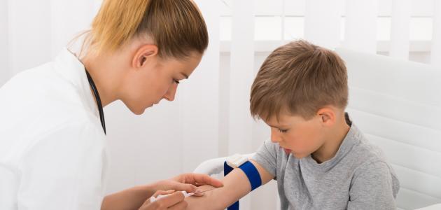 أعراض الثلاسيميا عند الأطفال