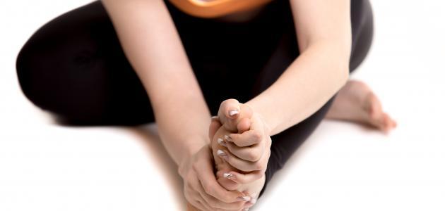 أعراض التهاب الأوتار في القدم