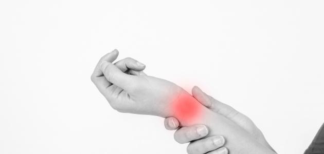 أعراض التهاب مفاصل اليد
