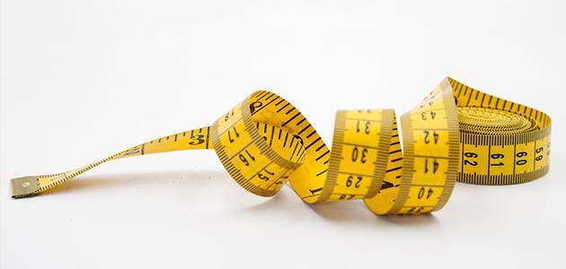 أدوات قياس الطول