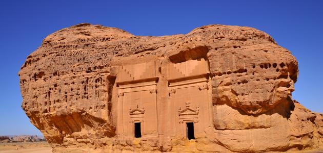 آثار قديمة في المملكة العربية السعودية