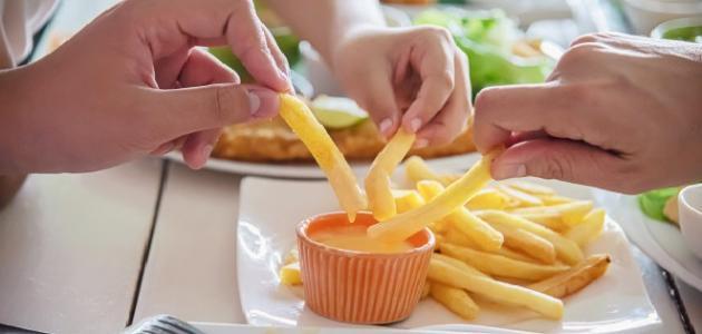 أطعمة تهيج القولون العصبي