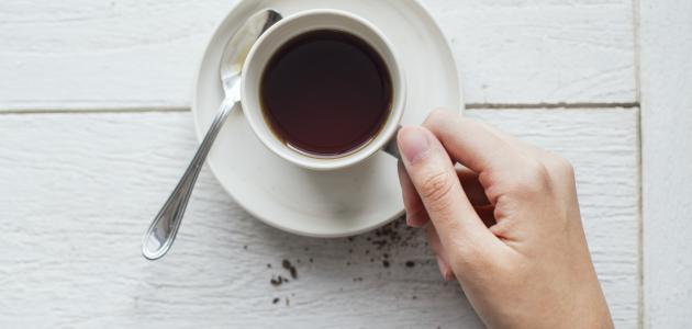 أضرار شرب القهوة دون أكل