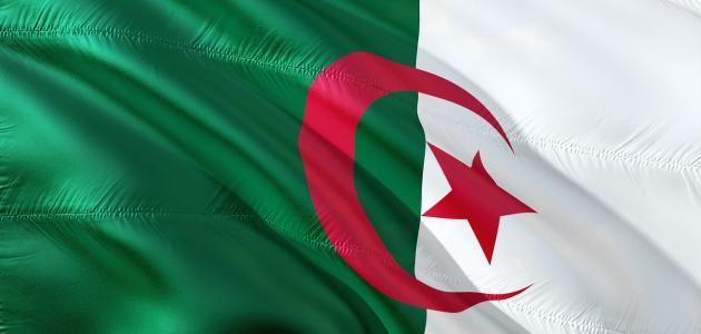 أول رئيس للجزائر