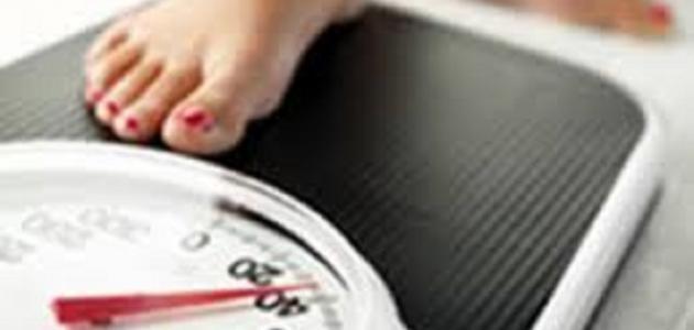 كيف نفقد الوزن الزائد