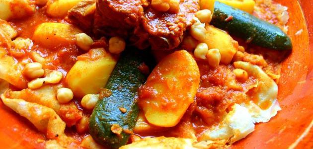 أطباق قسنطينية رمضانية