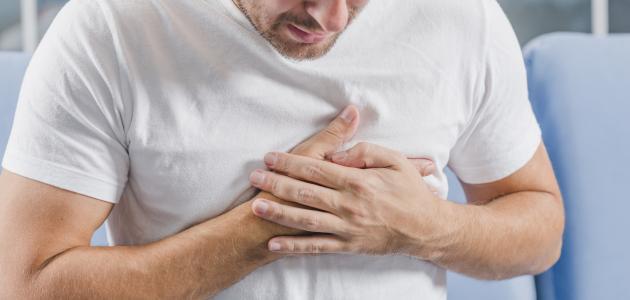 أعراض التهاب جدار القلب