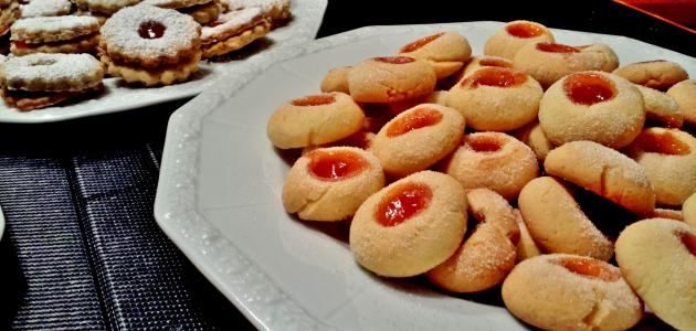 حلويات بالبسكويت