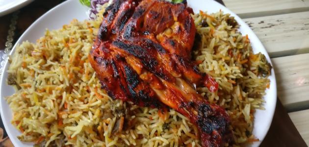أكلات وحلويات هندية