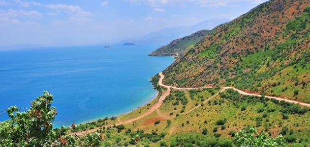 أجمل شاطئ في تركيا