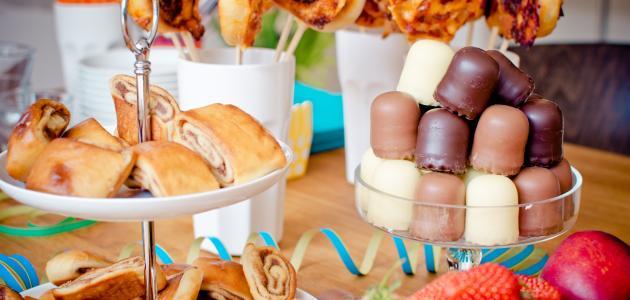 حلويات أطفال للحفلات