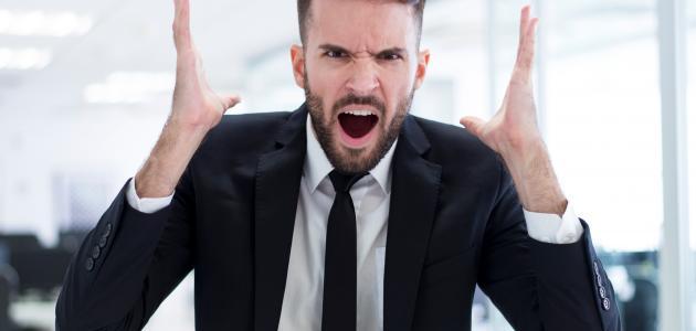 آثار الغضب على الفرد والمجتمع