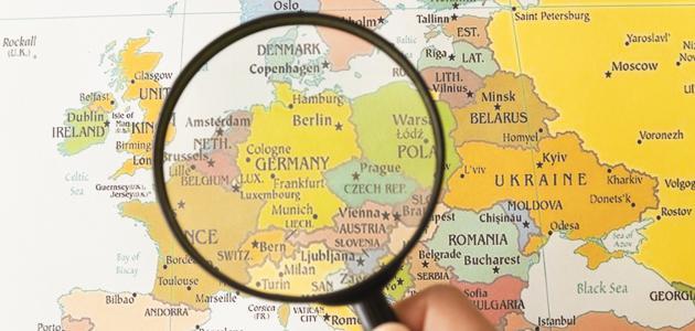 أين تقع ألمانيا