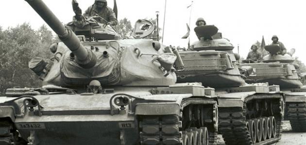 لماذا سميت الحرب الباردة