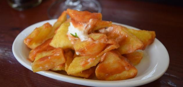 أكلات مشهورة في إسبانيا