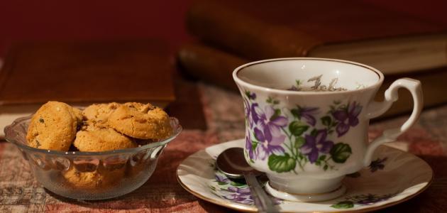 حلويات الشاي