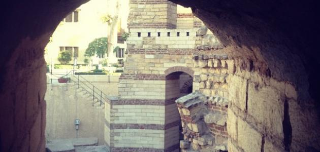 لماذا بني حصن بابليون