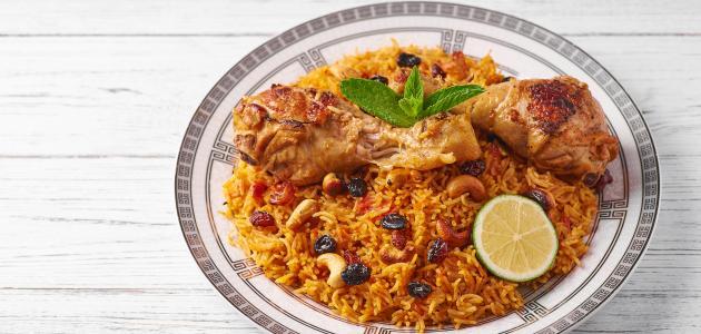 أكلات سعودية في رمضان