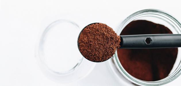 قناع القهوة وزيت الزيتون للوجه