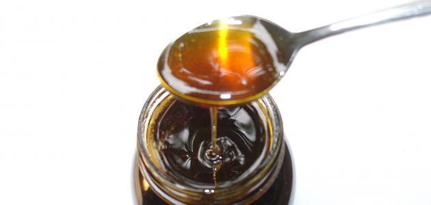 قناع العسل والقهوة