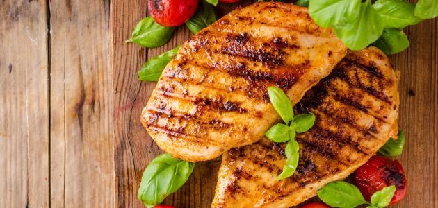 أكلات عالمية بالدجاج