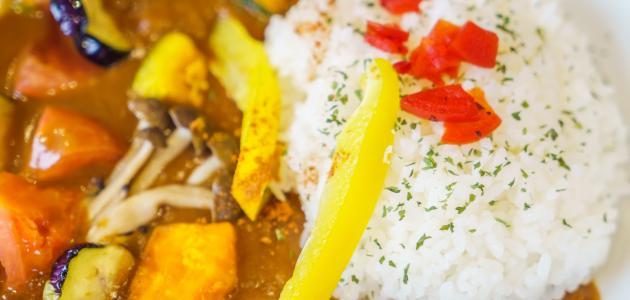 أكل هندي حار