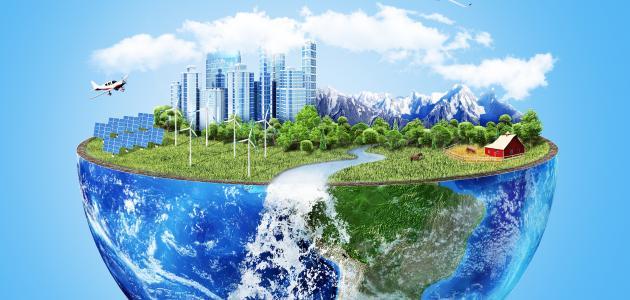 كيف يتغير النظام البيئي