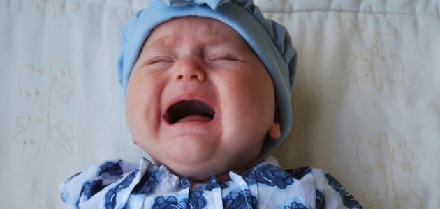أعراض زكام الرضيع