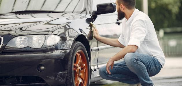 المحافظة على السيارة الجديدة