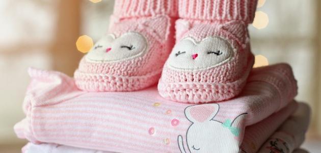 أهم ملابس الأطفال حديثي الولادة موضوع