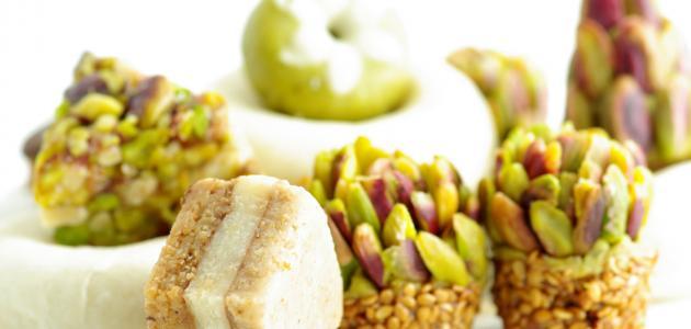 كيفية تحضير الحلويات جزائرية