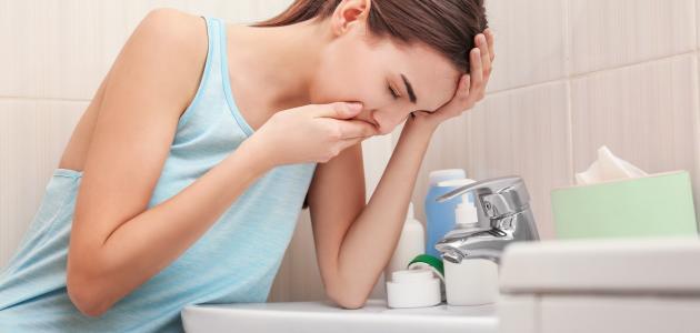 كيفية التغلب على غثيان الحمل