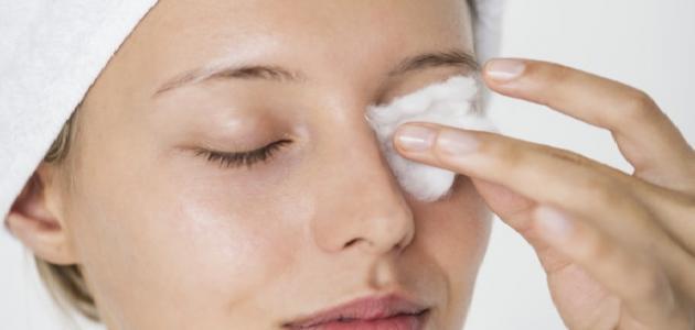 كيف أنظف بشرة وجهي في البيت