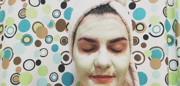 ماسك لنضارة الوجه