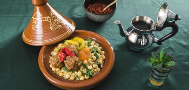 أكل جزائري عصري