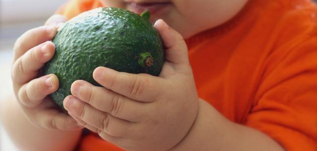 أطعمة الأطفال في الشهر السابع