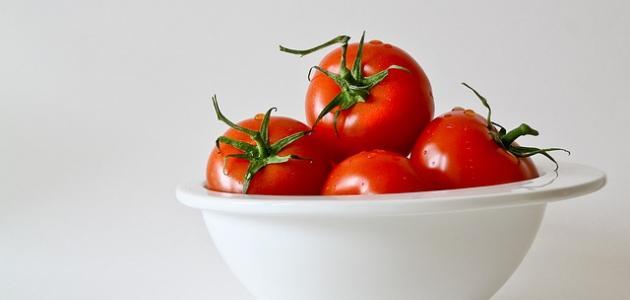 طريقة حفظ الطماطم طازجة