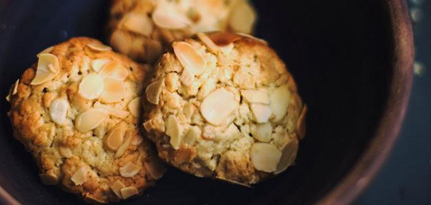 حلويات اللوز المغربية