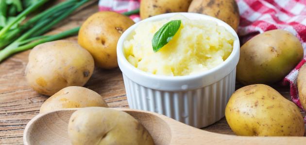 Meals mashed potatoes