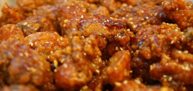 أكلات كورية جنوبية سهلة التحضير