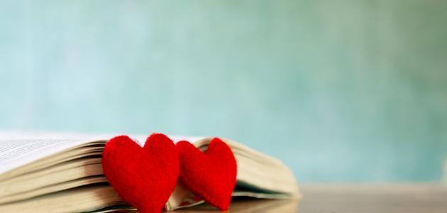 أبيات شعرية عن الحب