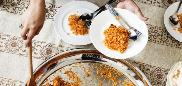 أكلات رمضانية سعودية