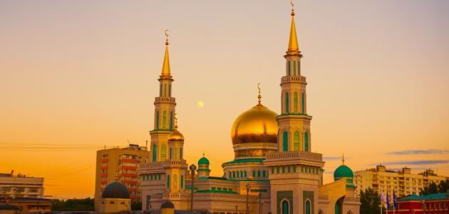 أهمية بناء المساجد