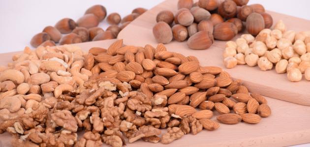 أطعمة لحرق الدهون في الجسم