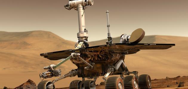 اكتشاف ماء على سطح المريخ
