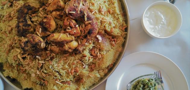 أكلات فلسطينية مشهورة